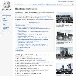 Élévateurs de Montréal