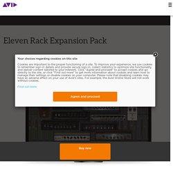 Eleven Rack Expansion Pack
