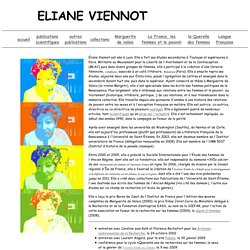Eliane Viennot : bio