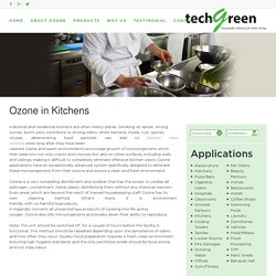 Kitchen Odor Eliminator - Techgreensolution