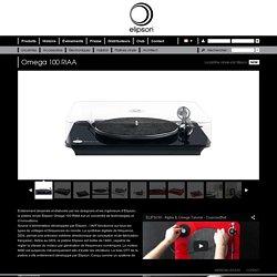 Elipson - Omega 100 RIAA