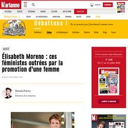 Élisabeth Moreno