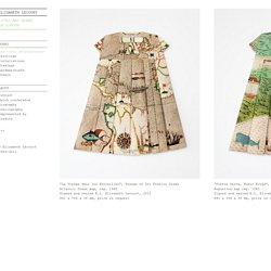 Les robes géographiques