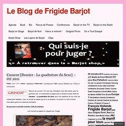 Elisabeth Levy « Le Blog de Frigide Barjot