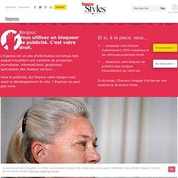 """Elisabeth Badinter dénonce une """"régression"""" des droits des femmes """"dans certains quartiers"""" - L'Express Styles"""