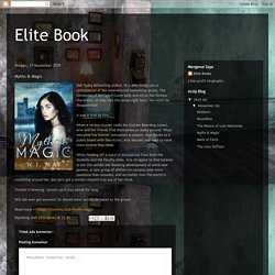 Elite Book: Myths & Magic
