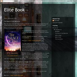 Elite Book: The Palace of Lost Memories
