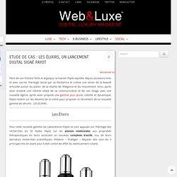 ETUDE DE CAS : Les Élixirs, un lancement digital signé Payot