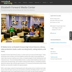 Elizabeth Forward Media Center