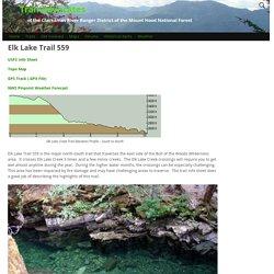 Elk Lake Trail 559 – Trail Advocates