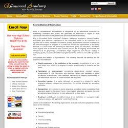 Ellenwood Academy