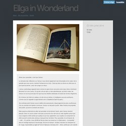 Ellga in Wonderland