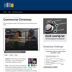 ELLLO Views #1347 Commercial Christmas