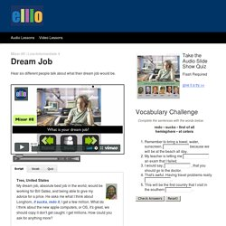 elllo Mixer #08 Dream Job