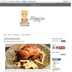 Ellouisa: Marokkaanse kip uit de oven