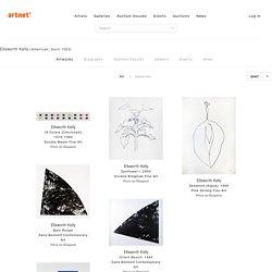 Ellsworth Kelly on artnet