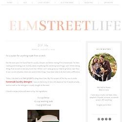 elm street life: DIY life.