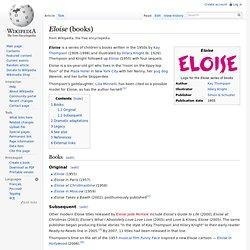 Eloise (books)