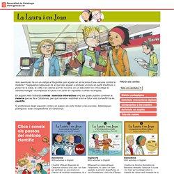 Els contes de la Laura i en Joan