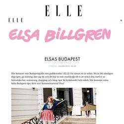 Elsas Budapest