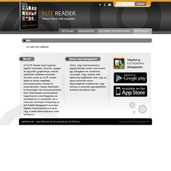 ELTE Reader