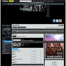 ELUVEITIE sur MySpace Music - Ecoute gratuite de MP3, Photos et clips vidéos