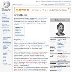 Elvira Rawson
