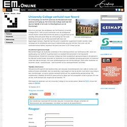 EM: EUC verhuist naar noord