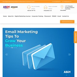 Email Marketing Tips To Grow Your Business :