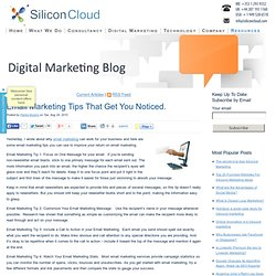Inbound Marketing Forum Group News