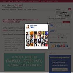 Guide Visuel des Spécifications des Annonces Publicitaires Facebook