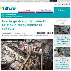 Cartons, emballages plastiques, au Havre tous les déchets vont dans la poubelle jaune - 02/11/16