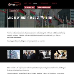 House Of Worship Security