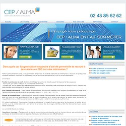 Embaucher un CDD ou un intérimaire en cas de surcroît d'activité