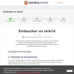 Embaucher un salarié