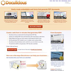 Doculicious LOGIN