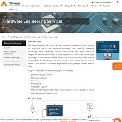 Embedded Hardware Engineering Services