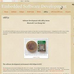 Embedded Software Development: nRF51