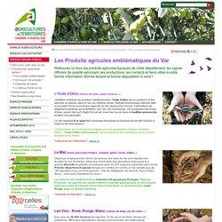 Les produits emblématiques - Chambre d'agriculture du VAR