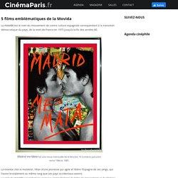 5 films emblématiques de la Movida - CinémaParis.fr