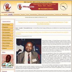 Le Grand Fleuve, alias Sanaga, de Mbog Liaa, un emblème et un creuset d'avenir aux accents nilotiques - Mbog Liaa : Réseau social des communautés bassa, mpo'o et bati du monde