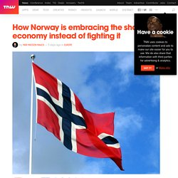 How Norway is embracing the sharing economy instead of fighting it