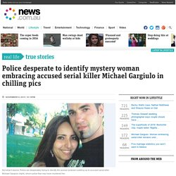 Police can't find mystery woman in photo with suspected serial killer