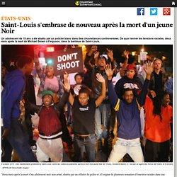 Saint-Louis s'embrase de nouveau après la mort d'un jeune Noir