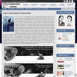 La guerre d'Alan (Intégrale) - Emmanuel Guibert - Les embuscades littéraires d'Alcapone