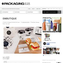 EMBUTIQUE on Packaging of the World