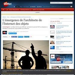 L'émergence de l'architecte de l'Internet des objets - ZDNet