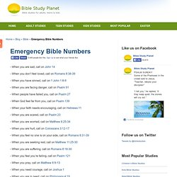 Bible Study Planet - StumbleUpon