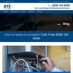 Need An Emergency Boiler Repair- Contact to RTS247