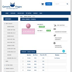 Ovral Contraception Online Pill